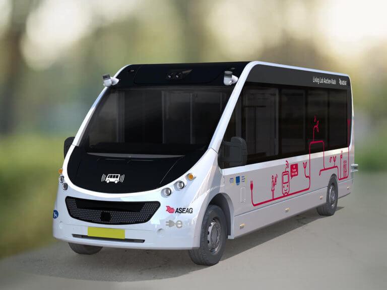 Autonome bus