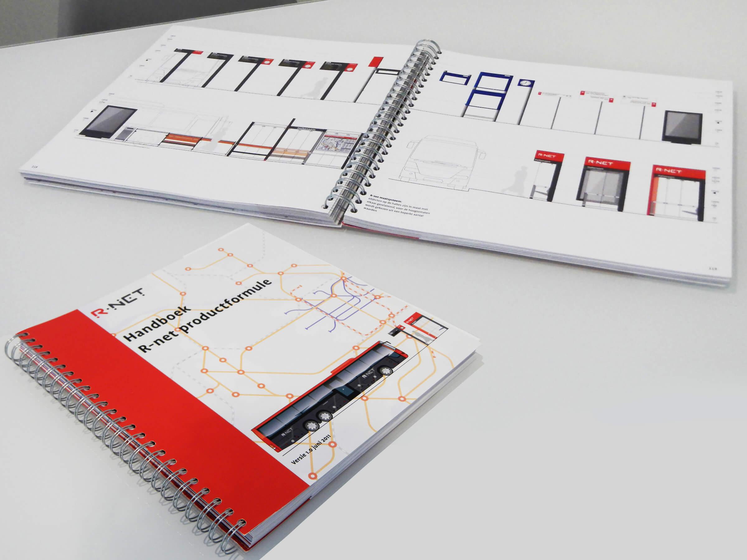 R-Net huisstijl handboek