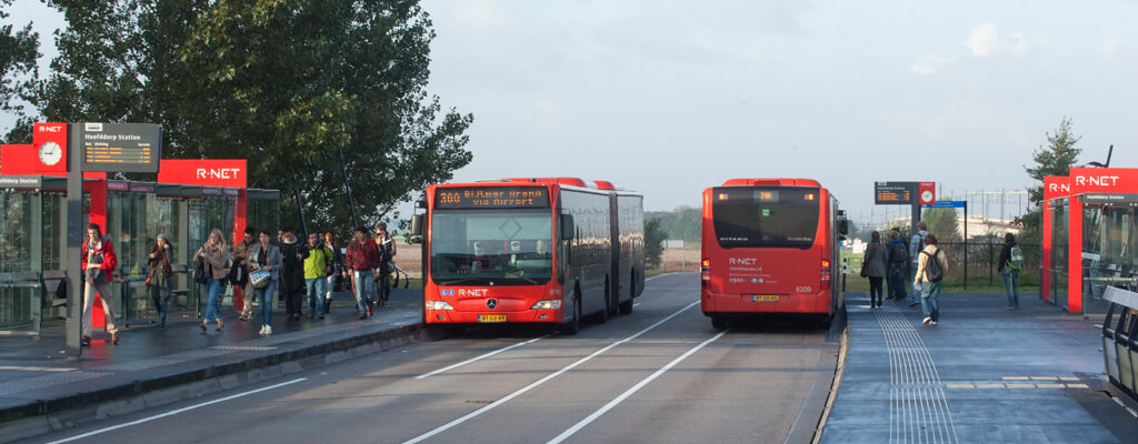 R-Net bus station