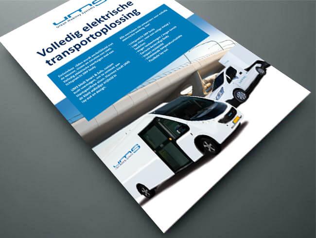 UMS leaflet A4