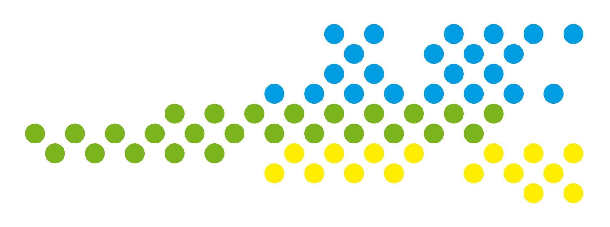 Wepod autonomous vehicle dots