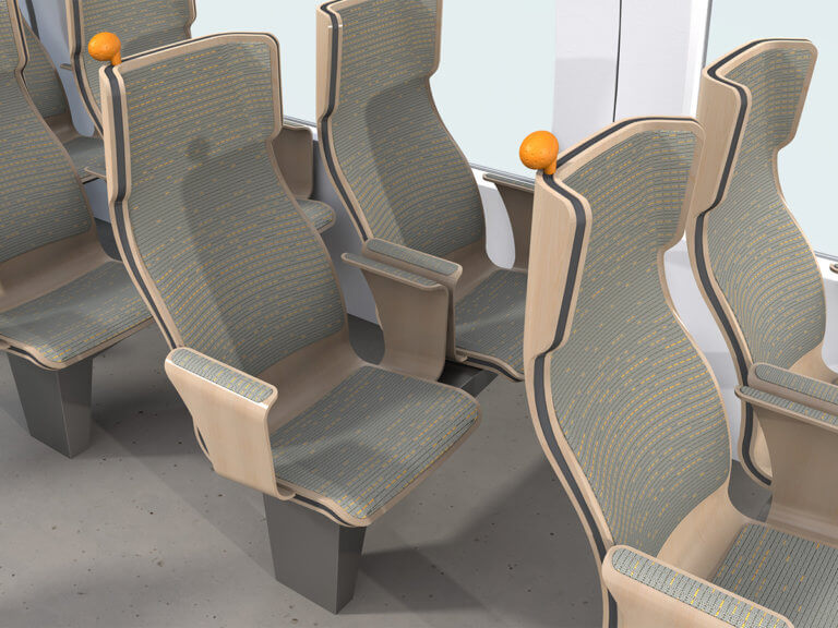 train interior first class